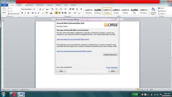 3 cách active Office 2010 Pro Plus vĩnh viễn mới nhất 2021