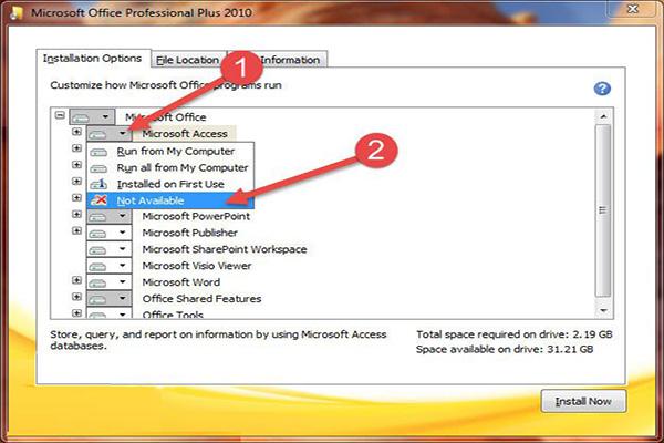 Tải Office 2010 - Download Microsoft Office 2010 Full