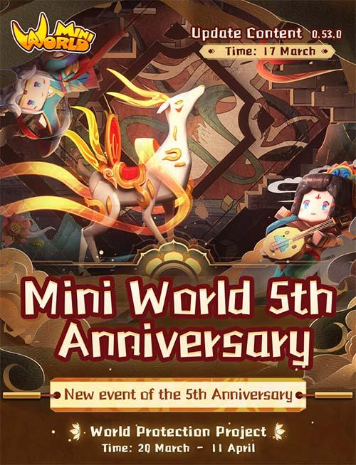 Tải game Mini World: Block Art 0.53.0 phiên bản PC